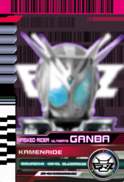 FinalKamenRide Ultimate Ganba