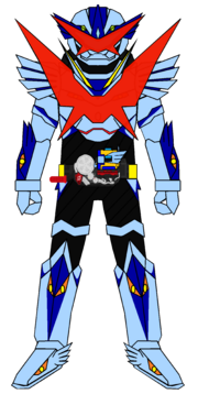 Kamen Rider G7 Icarus XYZ Archangel Armor