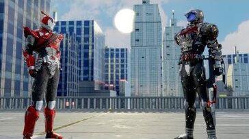Drive Vs Kabuto (Kamen Rider Drive vs Kamen Rider Kabuto) TokuTaisen Ep 01