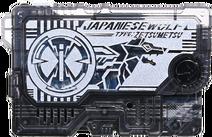 KR01-Japanese Wolf Zetsumerisekey