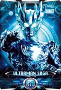 Ultraman X Ultraman Saga Card