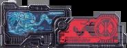 KR01-Dodo Magia Zetsumerise Key (Open)