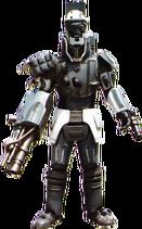 KREA-Revolve Bugster