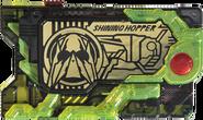 Shining Hopper Progrise Key