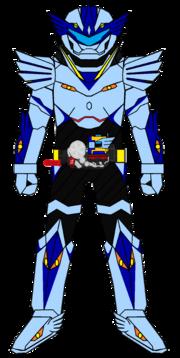 Kamen Rider G7 Icarus XYZ Archangel Final - Incomplete