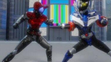 Round 2 Drive(Type Formula) vs Kabuto (Kamen Rider Drive vs Kamen Rider Kabuto) TokuTaisen Ep 03