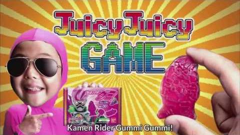 Kamen Rider Ex-Aid Commercials 1
