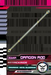 AttackRide Dragon Rod