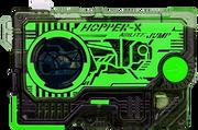 Hopper-X Progrise Key