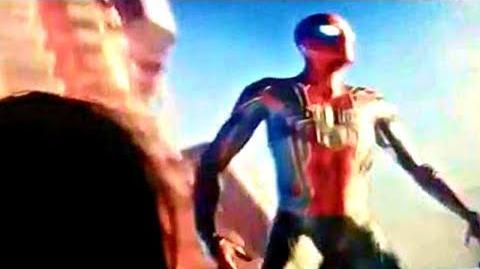 Avengers Infinity War Trailer (D23 Footage)