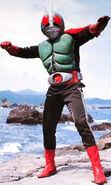 Kamen Rider 2 (Shin)