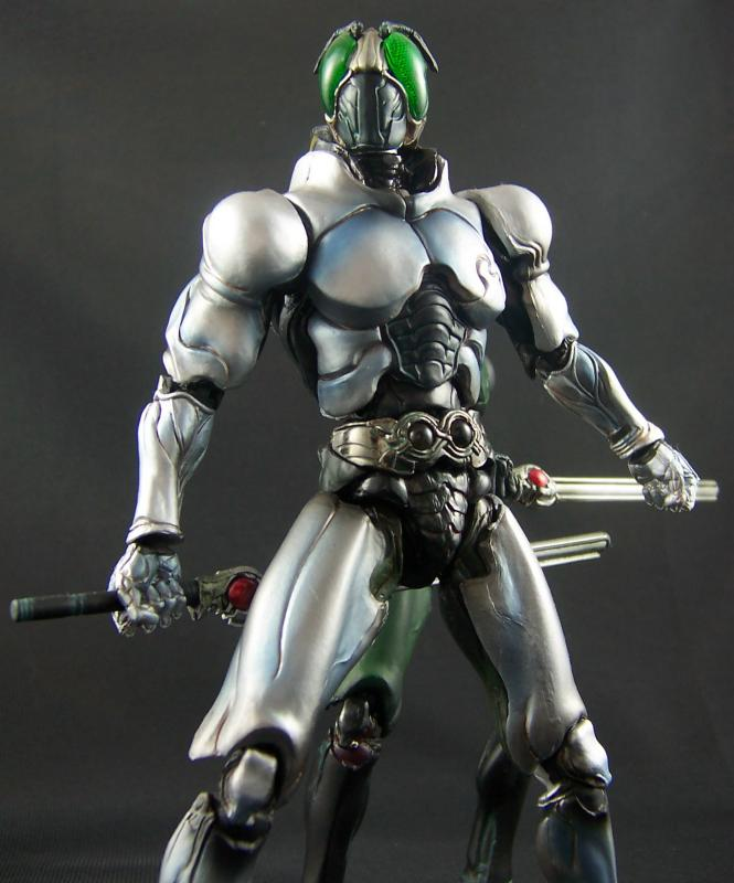 Masked Rider Shadow Moon - All About Of Mask