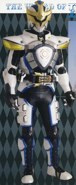 Kamen Rider Ixa Save Mode
