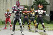 Final Forms-Decade ,Faiz ,Ryuki , Agito and Kuuga