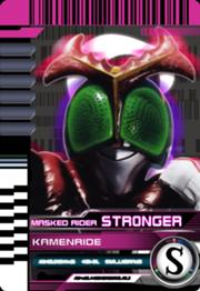 Kamen Ride Stronger