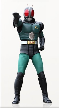 Kamen Rider Black RX (World of Black RX)