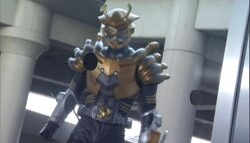 Kamen Rider Decade Episode 6 Scissors
