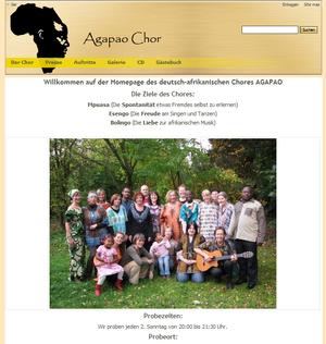 Agapao-chor