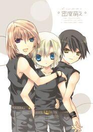 The 3 boys