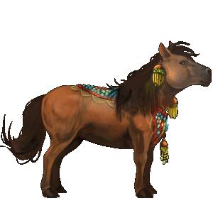 Koń cygański