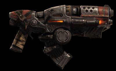 Hammerburst Mk1 Judgment