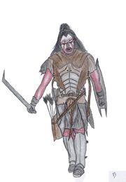 Ork Uruk hai
