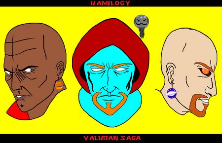 Kamilogy Valkran Saga