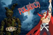Paybitch mc kamina vs springtrap by wwefan45-d8qwp5c
