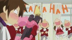 Laughing At Keima