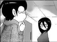 Nikaido's Look at Keima
