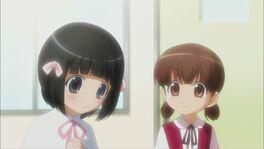 Shiori when she were young