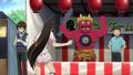 Kusunoki and Keima at the Funfair.PNG
