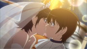 Ayumi kiss keima ep12