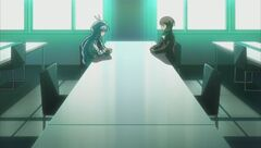 Keima and Sora