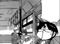 Keima has blood on his forehead.PNG