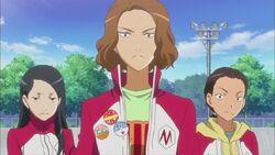 Ayumi's Senpai