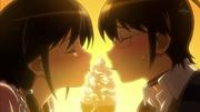 Kusunoki and Keima
