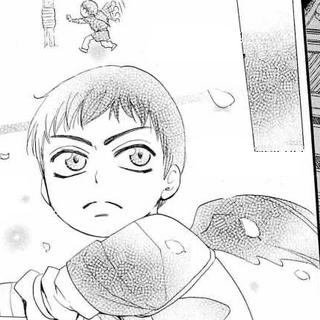 Desde pequeño, Jirou se esforzaba por no mostrar debilidad ante nadie.