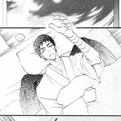 Jirou despierta después de dos días del incidente en la Cueva de Raijiuyuu.