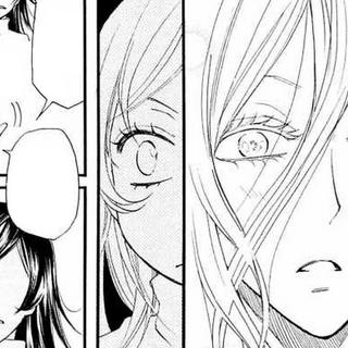 Suirou comenta a Nanami su problema de no saber tratar con mujeres.