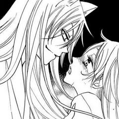 Tomoe salva a Nanami de Kirakaburi pensando que es Yukiji.