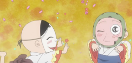 Kotetsu y Onikiri (01x01)