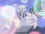 Nanami se convierte en diosa