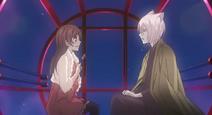 Tomoe y Nanami (01x11)