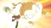 Mamoru and Nanami
