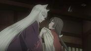 Tomoe meets Yukiji