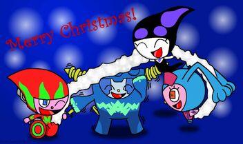 Kamiwaza Wanda - Merry Christmas!