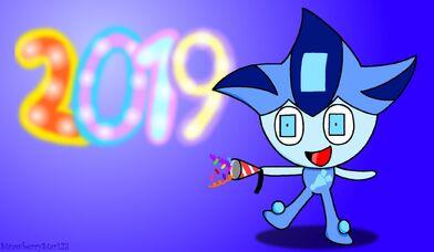 Kamiwaza Wanda - Happy New Year 2019!!!