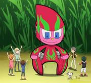 Turbomin big and Kamiwaza team small