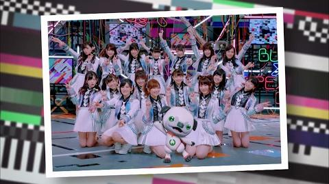 【MV】バグっていいじゃん -カミワザ・ワンダ オープニング CG ver.- HKT48 公式